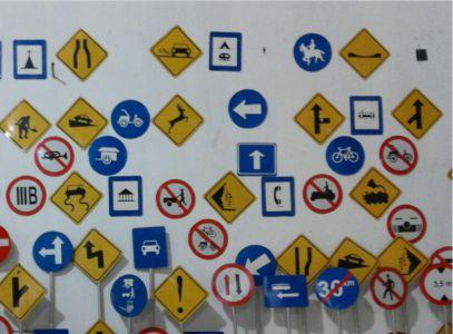 Rambu Lalu Lintas-Safety Sign percetakan bogor-pusat percetakan